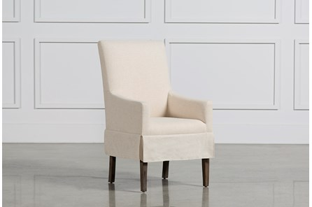 Mindy Slipcovered Side Chair - Main