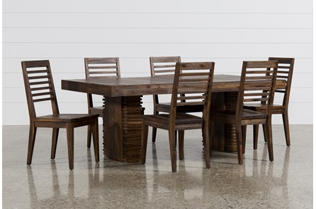 Teagan 7 Piece Extension Dining Set - Main