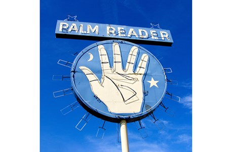 Picture-36X36 Palm Reader By Matthew Ehrmann