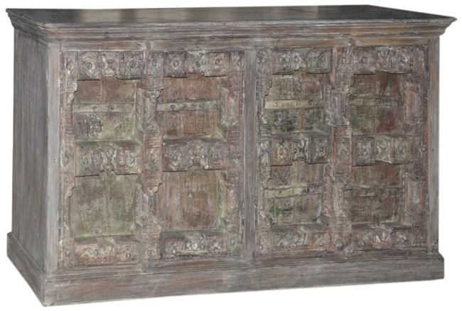 Malena 4-Door Cabinet - 360