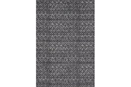120X158 Rug-Luca Dark Grey