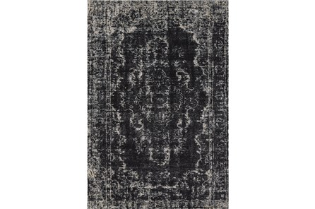 120X158 Rug-Kyrin Black - Main
