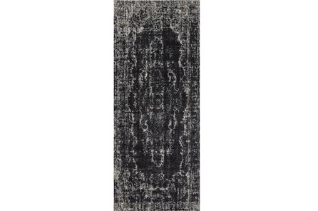 34X94 Rug-Kyrin Black - Main