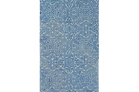 114X162 Rug-Camryn Midnight Blue - Main