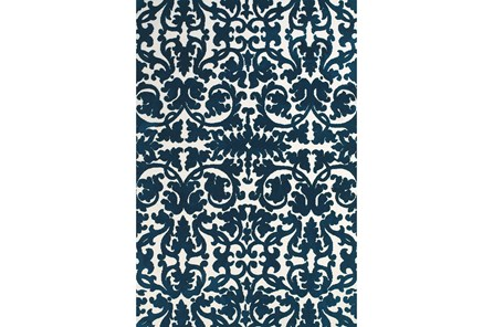 24X36 Rug-Veritas Midnight Blue - Main