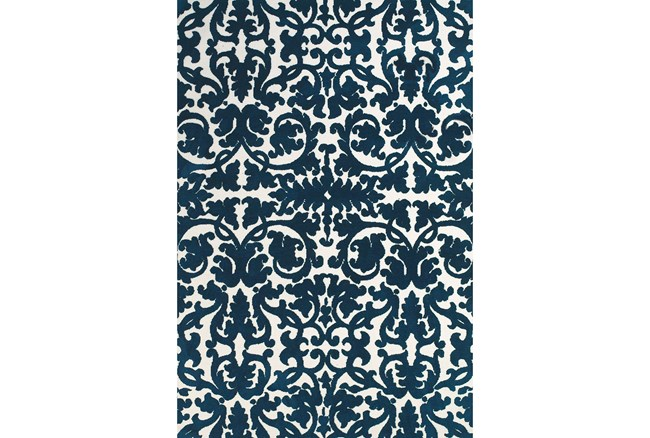 42X66 Rug-Veritas Midnight Blue - 360