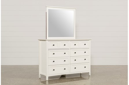 Dresser With Mirrors For Your Bedroom Living Spaces