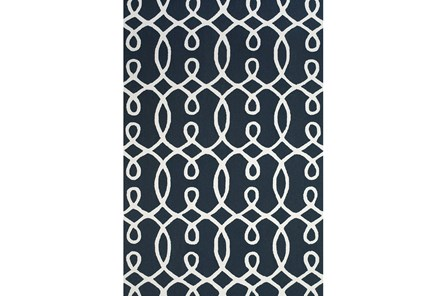 102X138 Rug-Alton Navy - Main