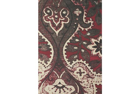 48X72 Rug-Yves Red