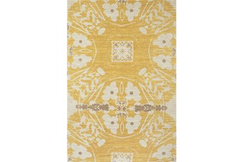 48X72 Rug-Yves Yellow