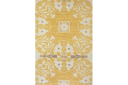 48X72 Rug-Yves Yellow - Main