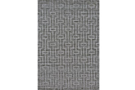 48X72 Rug-Harrison Graphite - Main