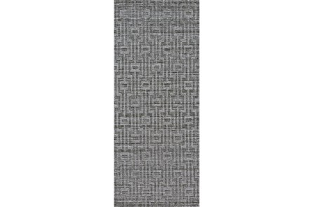 30X96 Rug-Harrison Graphite - Main
