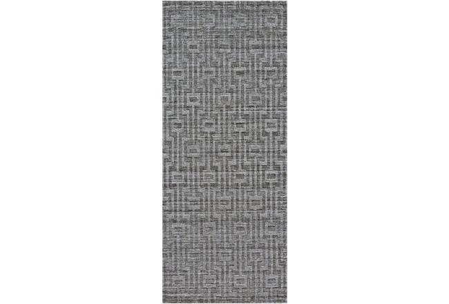 30X96 Rug-Harrison Graphite - 360
