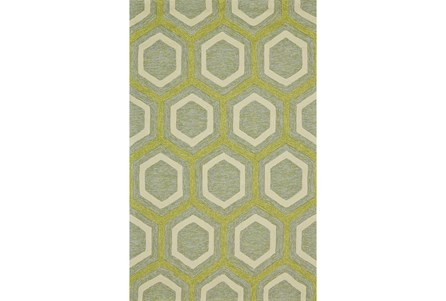 42X66 Rug-Colby Hexagon