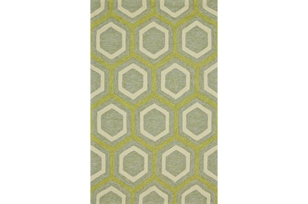 102X138 Rug-Colby Hexagon