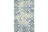 114X162 Rug-Tristen Midnight Blue - Signature