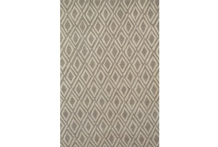 114X162 Rug-Lex Light Grey