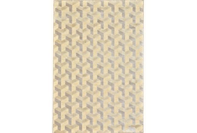 116X151 Rug-Felix Cream Geometric - 360