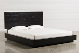 Isaac Eastern King Platform Bed