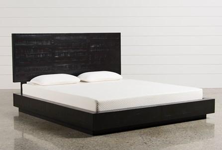 Isaac California King Platform Bed