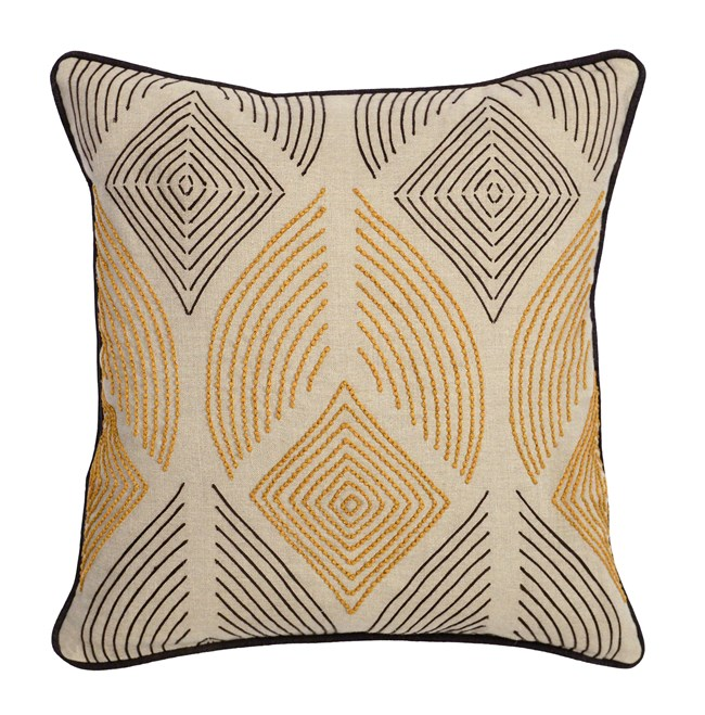 Accent Pillow-Emery Teardrops 18X18 - 360