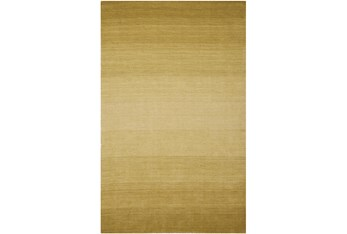 """5'x7'3"""" Rug-Ombre Lime"""