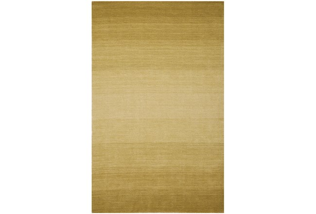 93X117 Rug-Ombre Lime - 360