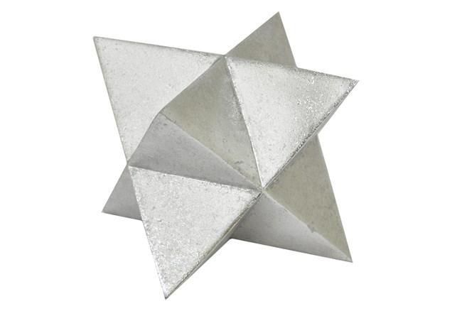 Silver Star Table Top Decor Medium - 360