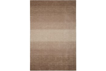 """7'8""""x9'8"""" Rug-Ombre Taupe"""