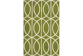 8'x10' Rug-Auberon Lime