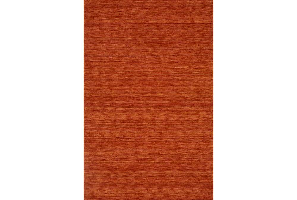 96X120 Rug-Gabbeh Mandarin