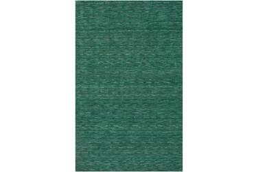 """3'5""""x5'5"""" Rug-Gabbeh Emerald"""