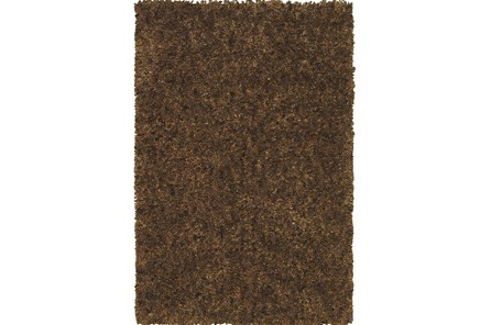 96X120 Rug-Dolce Chocolate