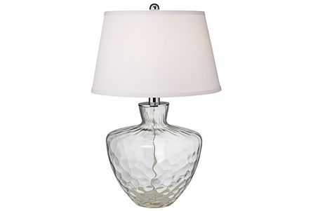 Table Lamp-Kalista Clear