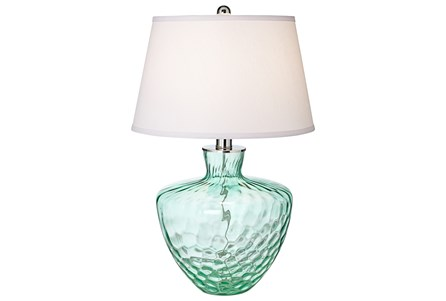 Table Lamp-Kalista Green