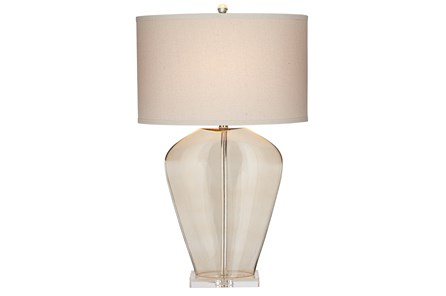 Table Lamp-Arcelia Champagne - Main