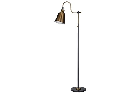 Floor Lamp-Seaver Bronze