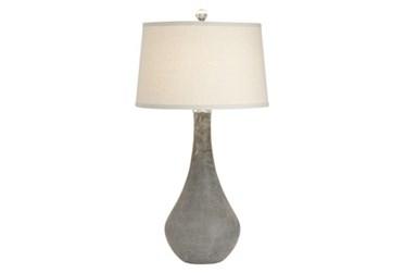 Table Lamp-Koko Grey