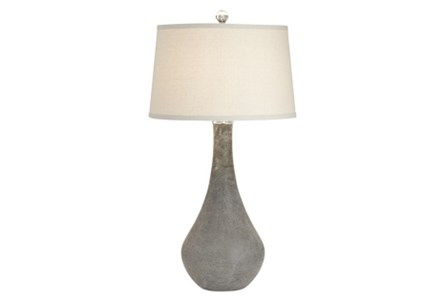 Table Lamp-Koko Grey