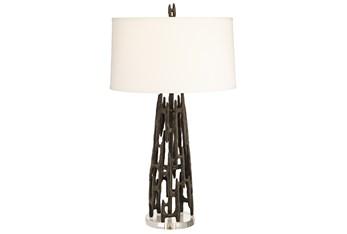 Table Lamp-Talise Black