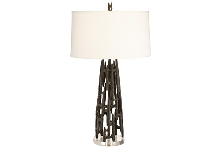 Table Lamp-Talise Black