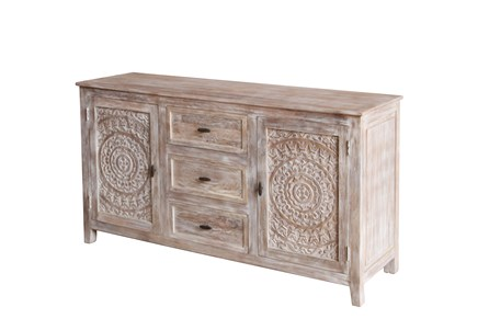Kahlia 3-Drawer Sideboard