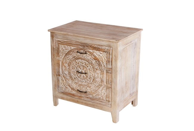 Shani Bedside Chest - 360