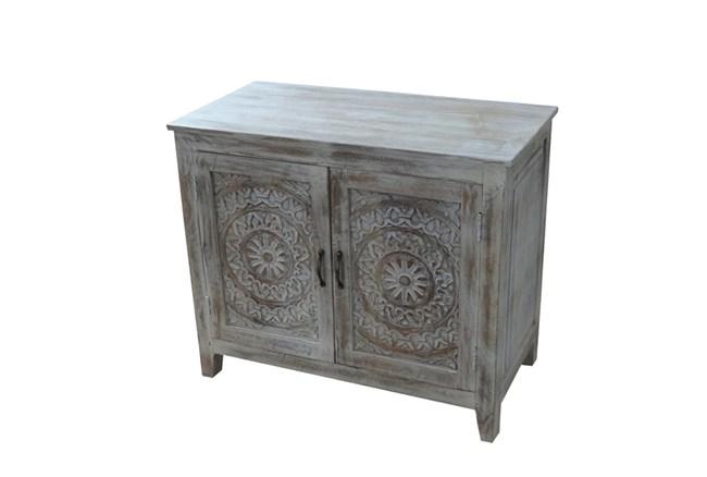 Shani 2-Door Cabinet - 360