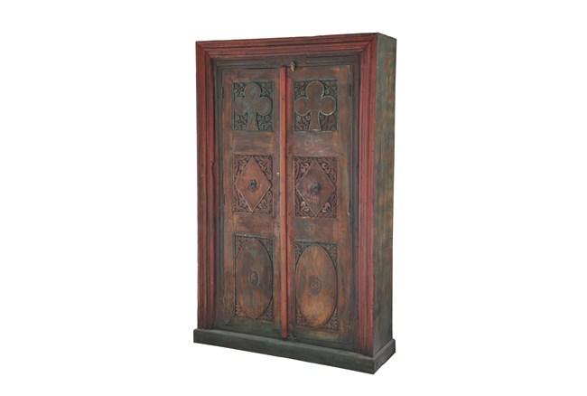 Yesenia 2-Door Cabinet - 360