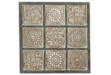 Square Wooden Wall Panel - Signature