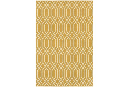 39X60 Rug-Canary Lattice