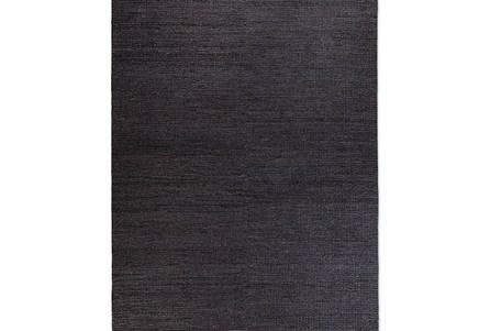 96X120 Rug-Chorcorus Jute Charcoal