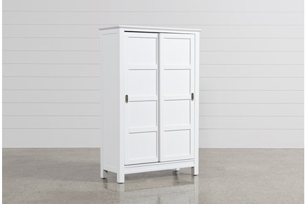 Bayside White Wardrobe - Main